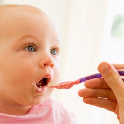Alimentos para Bebes